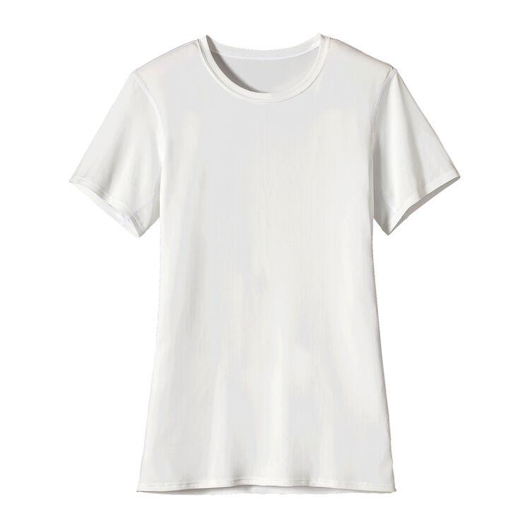 W'S CAP TEAM T-SHIRT, White (WHI)
