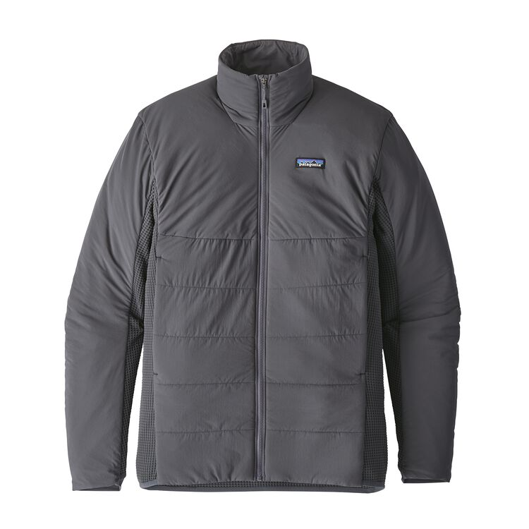 M'S NANO-AIR LIGHT HYBRID JKT, Forge Grey (FGE)