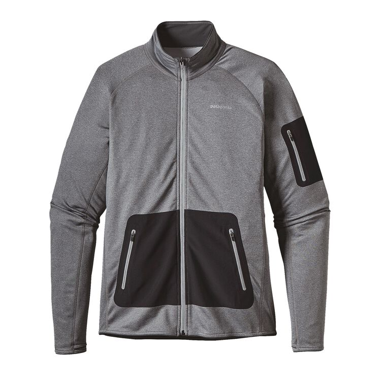 M'S THERMAL SPEEDWORK JKT, Forge Grey (FGE)