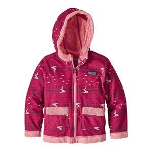 ベビー・ファジー・ロップ・フーディ, Frosty Fox: Craft Pink (FXCP)