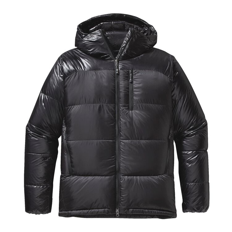M'S FITZ ROY DOWN PARKA, Black (BLK)
