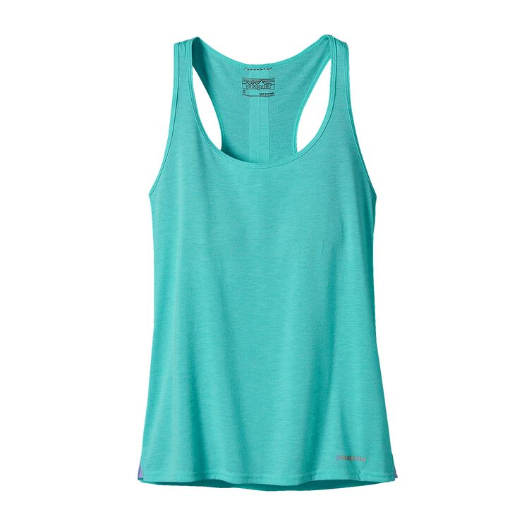 W'S NINE TRAILS TANK, Howling Turquoise (HWLT)