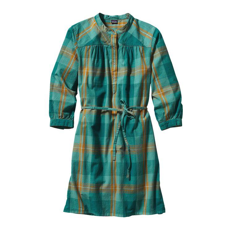 W'S SETTLER'S DRESS, Romany: Beryl Green (ROMG)