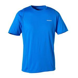 メンズ・ショートスリーブ・フォアランナー・シャツ, Andes Blue (ANDB)