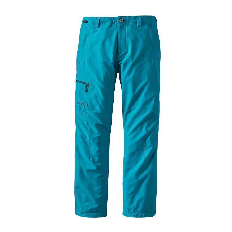 M'S SIMUL ALPINE PANTS, Grecian Blue (GCB)
