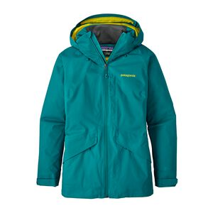 W's Insulated Snowbelle Jacket, Elwha Blue (ELWB)