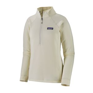 W'S CROSSTREK 1/4 ZIP, Birch White (BCW)