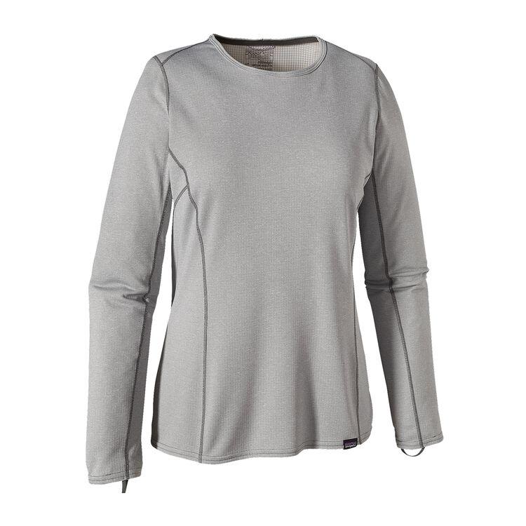 W'S CAP MW CREW, Feather Grey - Tailored Grey X-Dye (FTGX)
