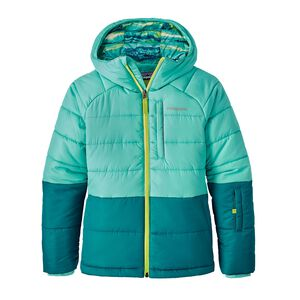 Girls' Aspen Grove Jacket, Strait Blue (STRB)