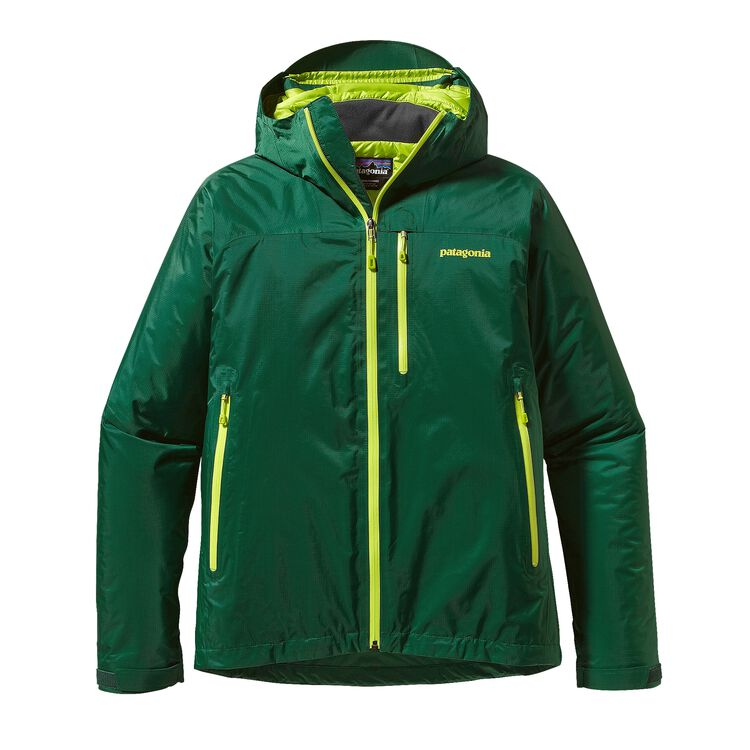 M'S INSULATED TORRENTSHELL JKT, Hunter Green (HNT)