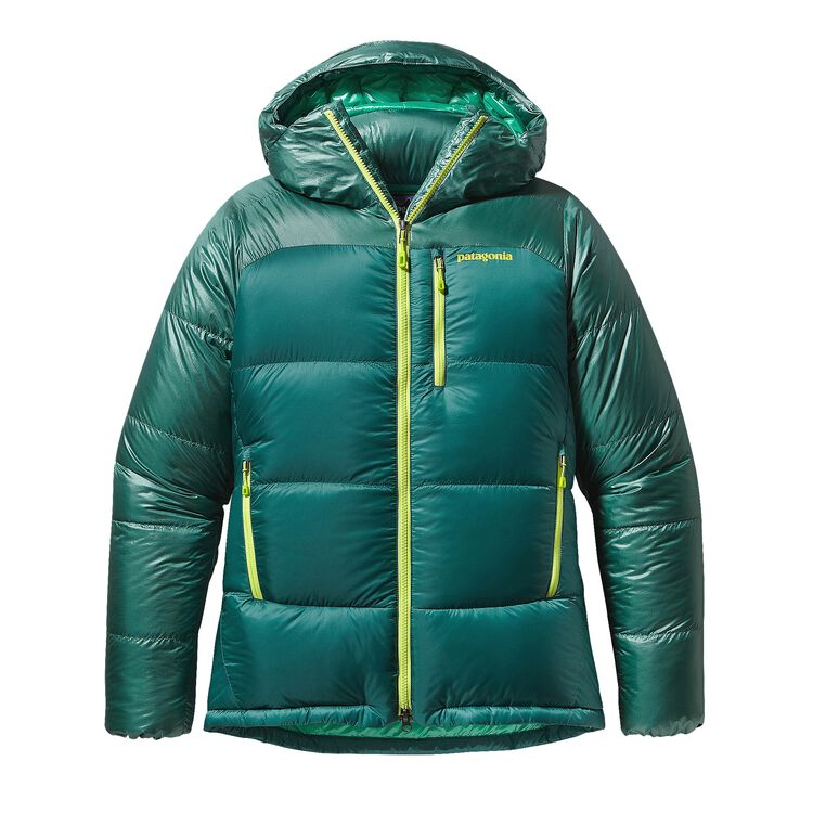W'S FITZ ROY DOWN PARKA, Arbor Green (ABRG)
