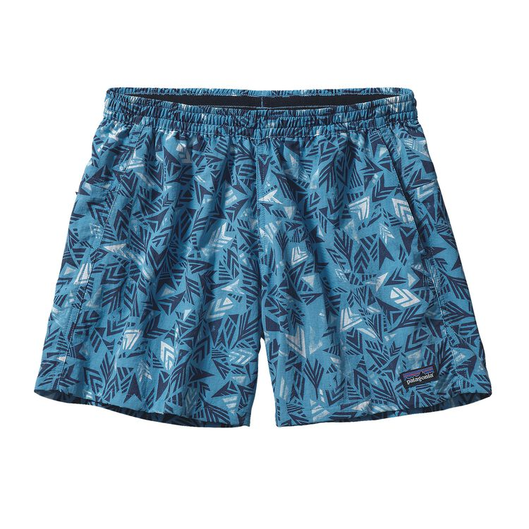 W'S BAGGIES SHORTS, Quiver & Quill: Catalyst Blue (QCTY)