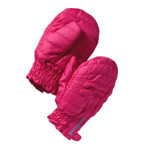 BABY PUFF MITTS, Magic Pink (MAGP)