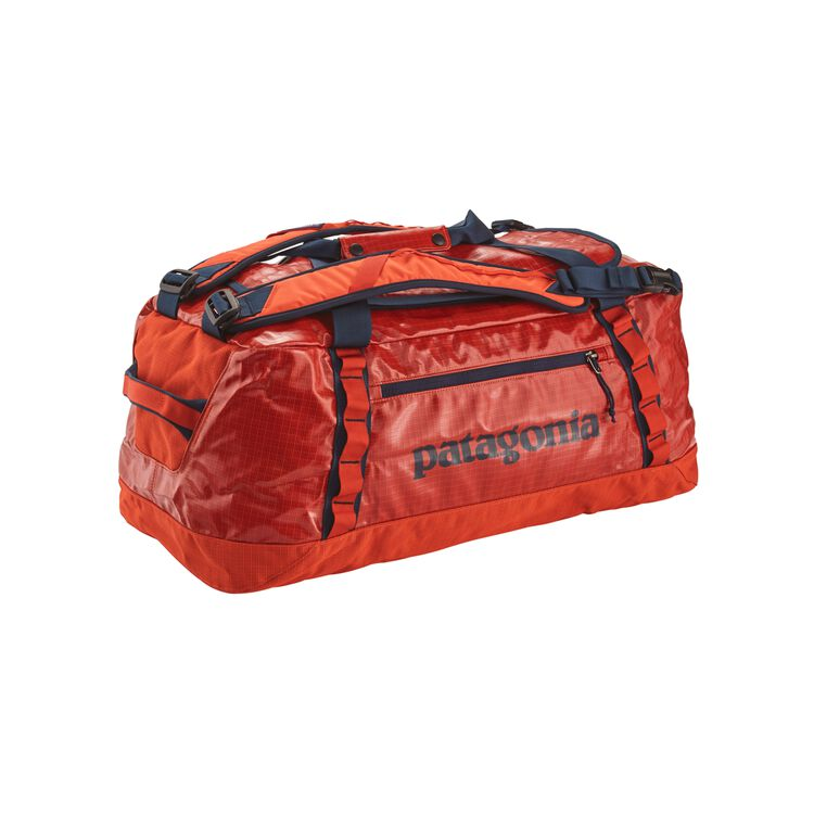 BLACK HOLE DUFFEL 60L, Paintbrush Red (PBH)