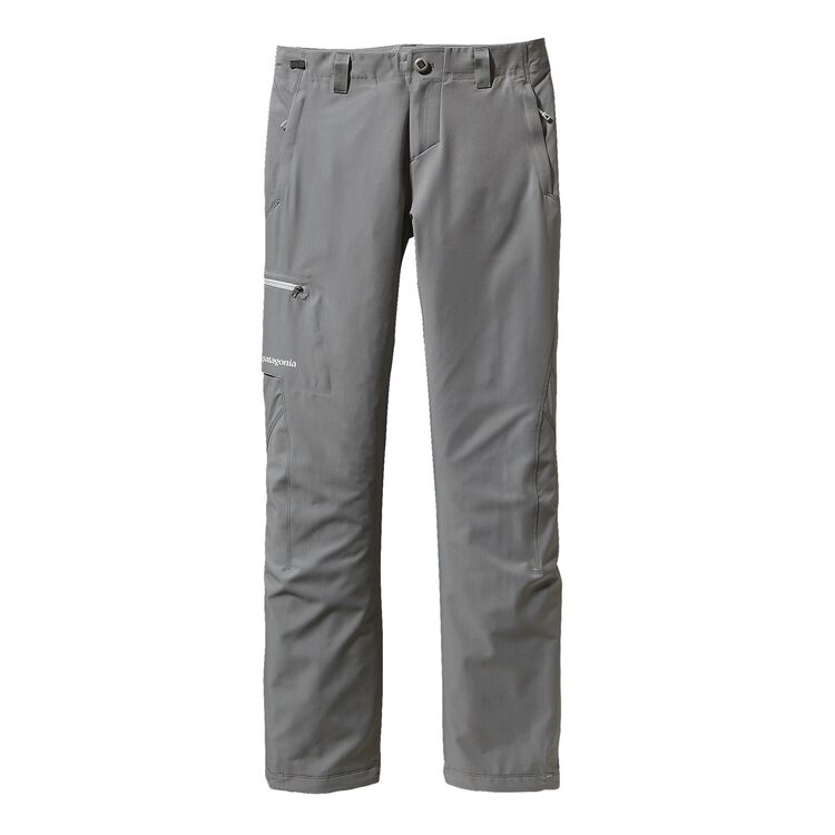 W'S SIMUL ALPINE PANTS, Feather Grey (FEA)