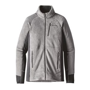 M's R2® Fleece Jacket, Feather Grey (FEA)