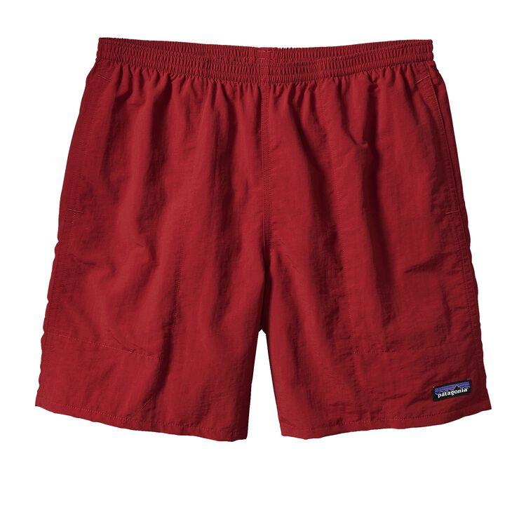 M'S BAGGIES LONGS - 7 IN., Classic Red (CSRD)