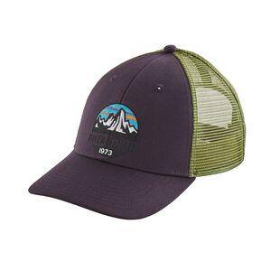 Fitz Roy Scope LoPro Trucker Hat, Piton Purple (PTPL)