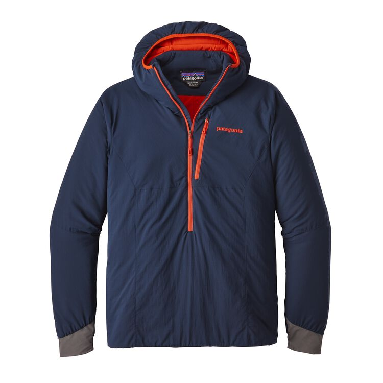M'S NANO-AIR LIGHT HOODY, Navy Blue (NVYB)