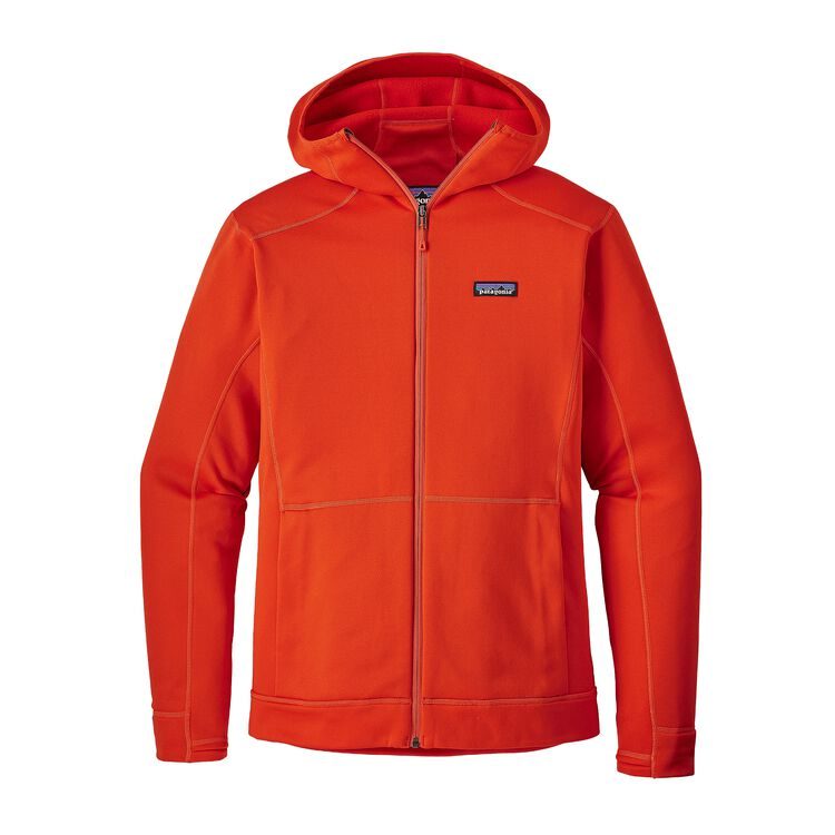 M'S CROSSTREK HOODY, Paintbrush Red (PBH)
