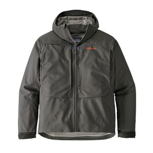 M'S RIVER SALT JKT, Forge Grey (FGE)