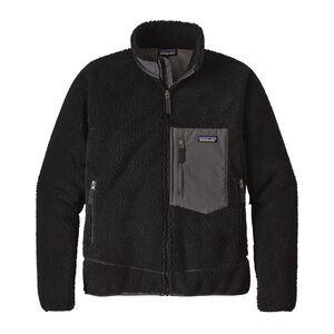 M'S CLASSIC RETRO-X JKT, Black w/Forge Grey (BFO)