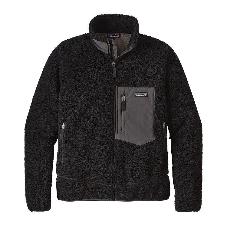 メンズ・クラシック・レトロX・ジャケット, Black w/Forge Grey (BFO)