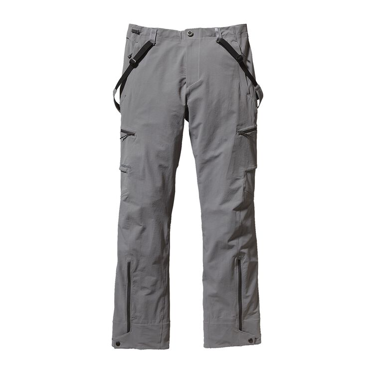 M'S DUAL POINT ALPINE PANTS, Feather Grey (FEA)