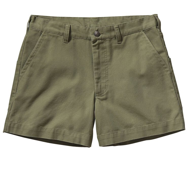 M'S STAND UP SHORTS - 5 IN., Spanish Moss (SNM-263)