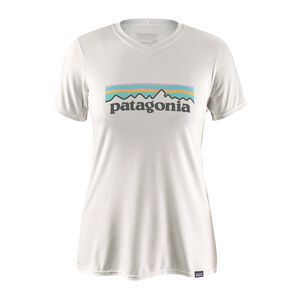 W's Capilene® Daily Graphic T-Shirt, Pastel P-6 Logo: White (PTLW)