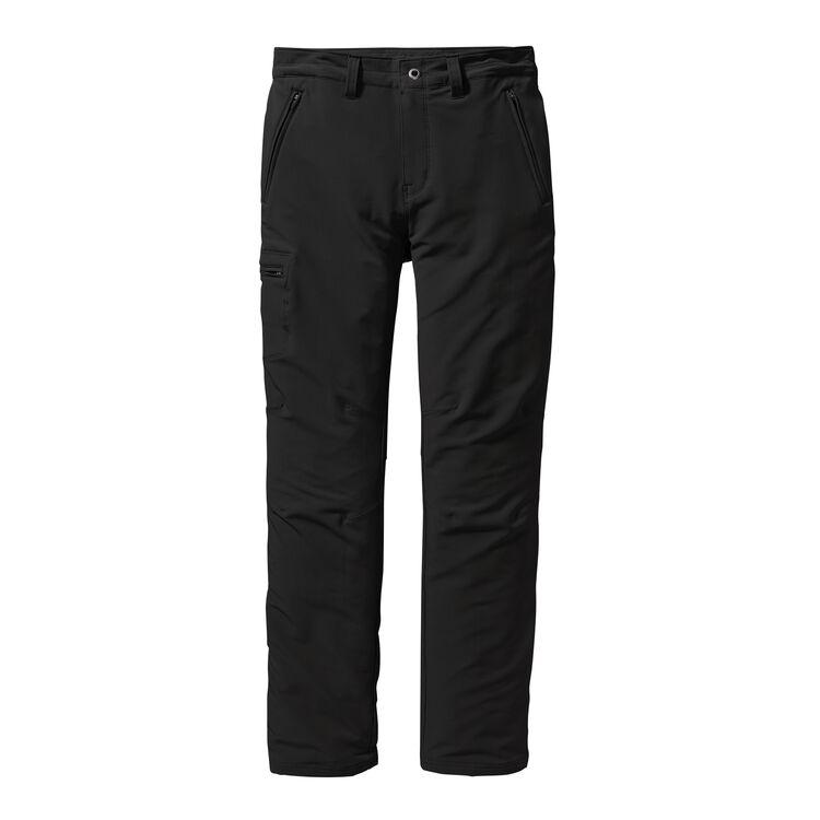 M'S SIDESEND PANTS - REG, Black (BLK)