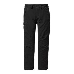 "M's Sidesend Pants - 34"", Black (BLK)"