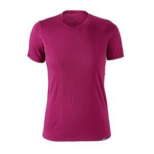 W's Capilene® Daily T-Shirt, Magenta (MAG)