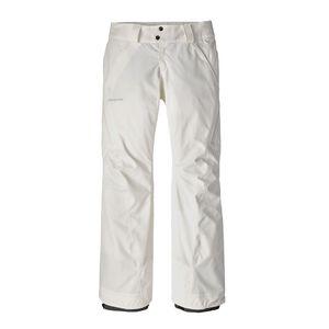 W's Insulated Powder Bowl Pants, Birch White (BCW)