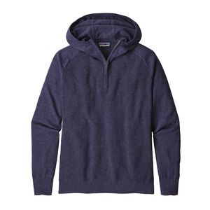 M's Long-Sleeved Yewcrag Hoody, Classic Navy (CNY)