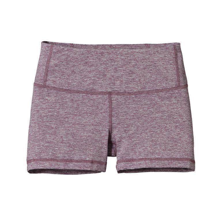 ウィメンズ・センタード・ショーツ(股下8cm), Tyrian Purple (TRP)