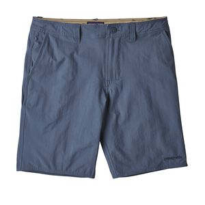 "M's Stretch Wavefarer® Walk Shorts - 20"", Dolomite Blue (DLMB)"