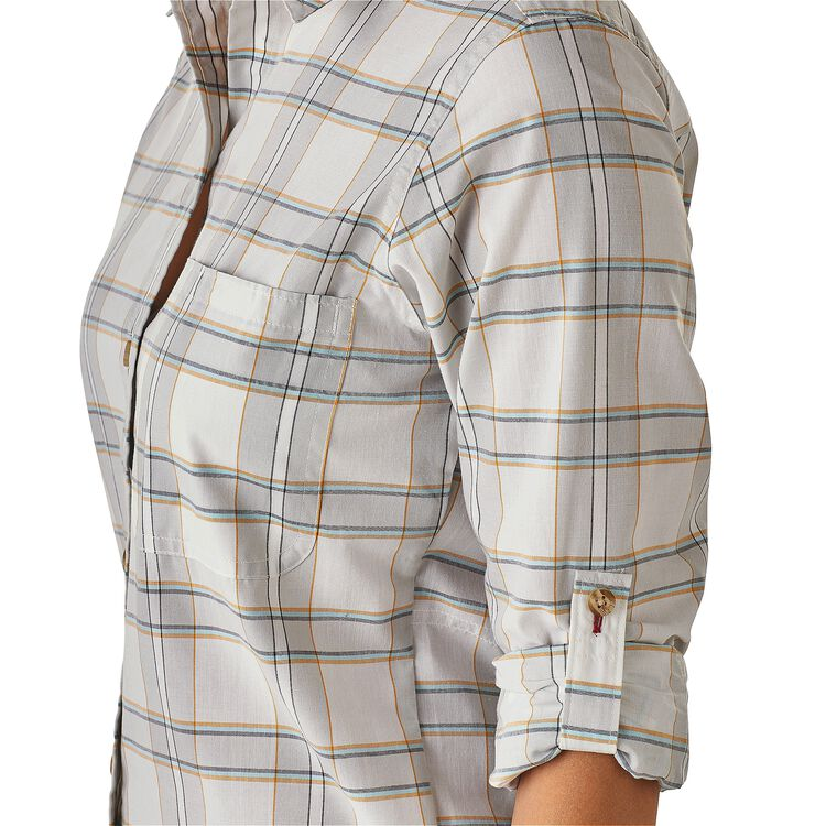 W's Long-Sleeved Island Hopper II Shirt,