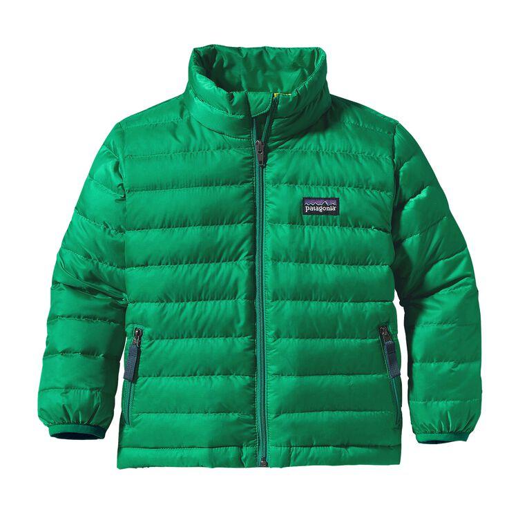ベビー・ダウン・セーター, Brilliant Green w/Lotus Green (BGL-865)