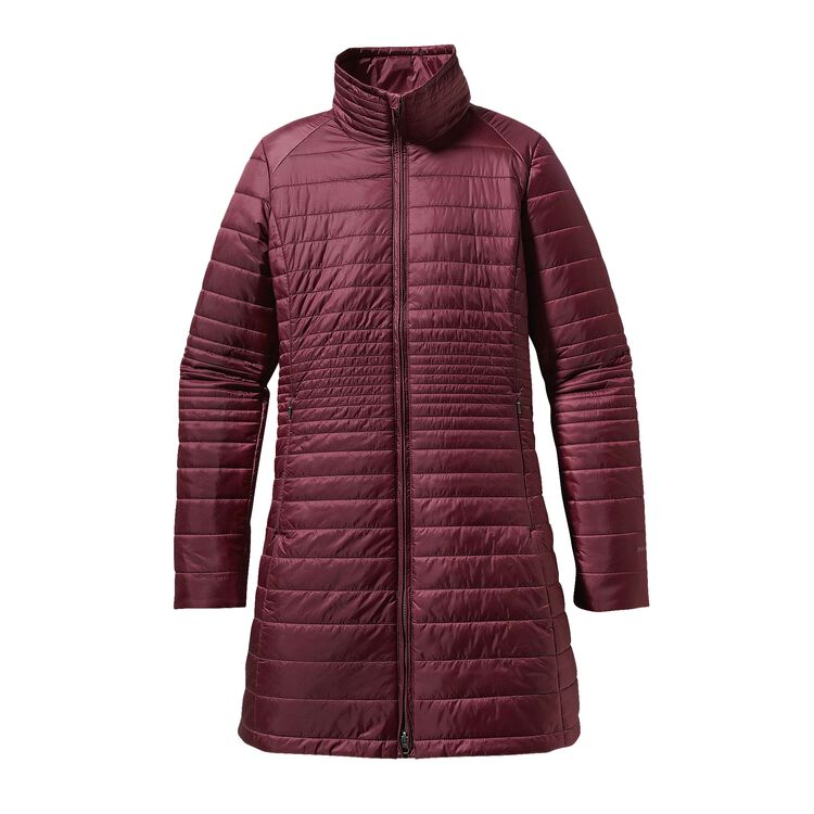 W'S KAI LEE PARKA, Oxblood Red (OXRD)