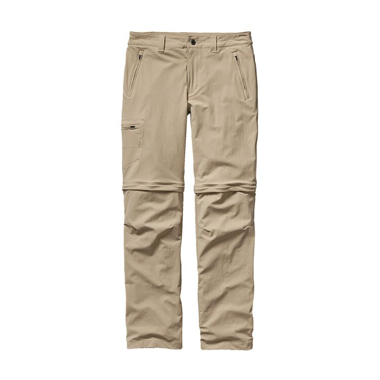 M'S TRIBUNE ZIP-OFF PANTS, El Cap Khaki (ELKH)