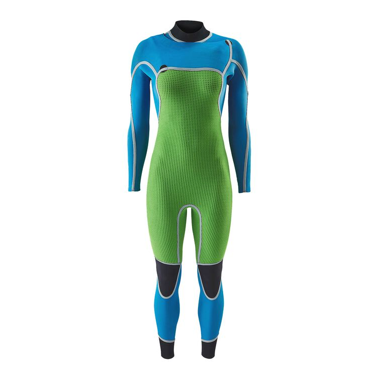 W's R2® Yulex™ Front-Zip Full Suit,