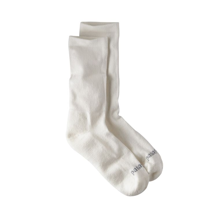 M'S LW CREW SOCKS, Birch White (BCW)