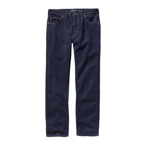 M's Regular Fit Jeans - Long, Dark Denim (DDNM)