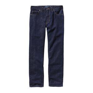 M's Regular Fit Jeans - Long, Dark Denim (DDNM)