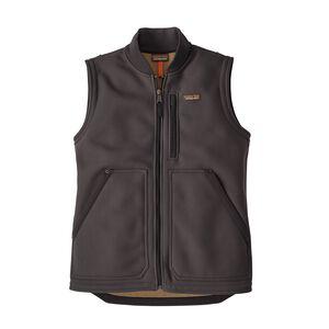 M's Burly Man Vest, Ink Black (INBK)