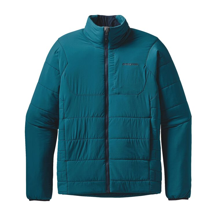 M'S NANO-AIR JKT, Deep Sea Blue (DSE)
