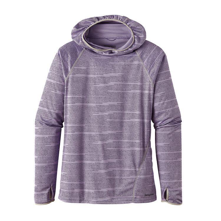 ウィメンズ・サンシェード・フーディ, Wavelength: Petoskey Purple (WVPP)