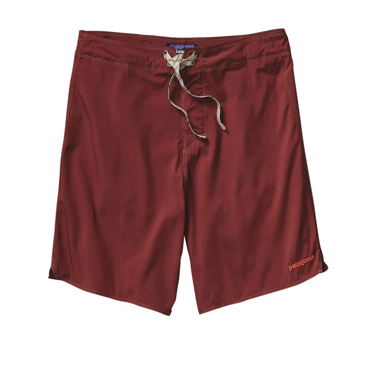 M'S LIGHT AND VARIABLE BOARD SHORTS - 18, Drumfire Red (DRMF)