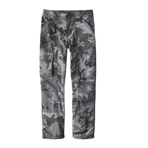 Boys' Baggies™ Cargo Pants, Forest Camo: Forge Grey (FCFG)